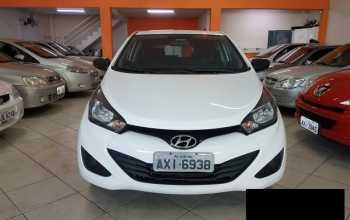 Hyundai HB 20 2014 4P Manual Branco