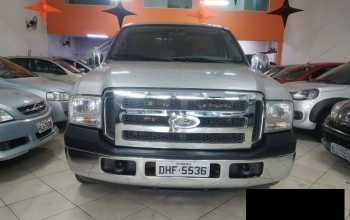 Ford F-250 2003 2P Manual Prata