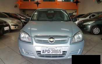 Chevrolet Prisma 2008 MAXX 1.4 4P Manual Prata