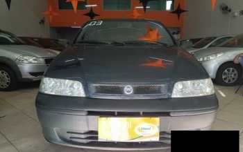Fiat Palio 2003 FIRE 1.0 2P Manual Azul