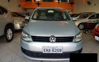 Volkswagen Fox 2011 TREND 4P Manual Prata