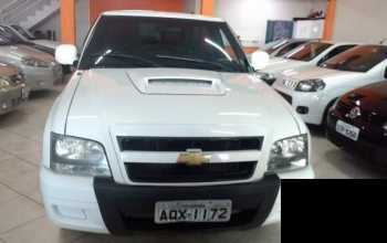 Chevrolet S10 2009 ADVANTAGE 2P Manual Branco