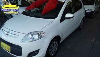 Fiat Palio 2013 1.0 MPI ATTRACTIVE 8V FLEX 4P MANUAL Branco