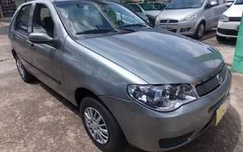 Fiat Palio 2008 FIRE FLEX 4P Manual Cinza