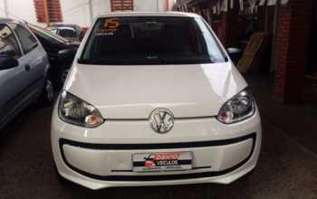 Volkswagen Up 2015 TAKE MA 4P Manual Branco