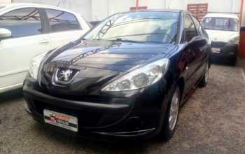 Peugeot 207 Sedan 2009 PASSION XR 1.4 FLEX 4P Manual Outra
