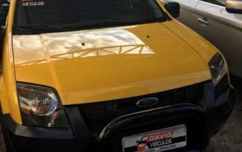 Ford Ecosport 2004 FORD/ECOSPORT 4WD 2.0L 4P Manual Amarela