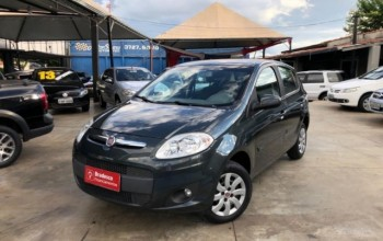 Fiat palio attractive 1.4 flex