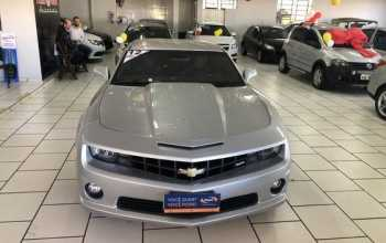Chevrolet Camaro 2012 6.2 2SS 2P Manual Prata