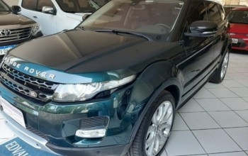 Land rover range evoque dynamic 5d