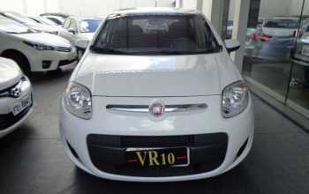 Fiat Palio 2014 ATTRACTIVE 1.0 4P Manual Branco